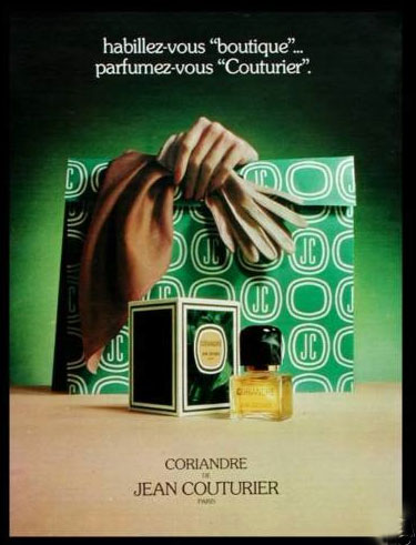 Coriandre by Jean Couturier (1973)