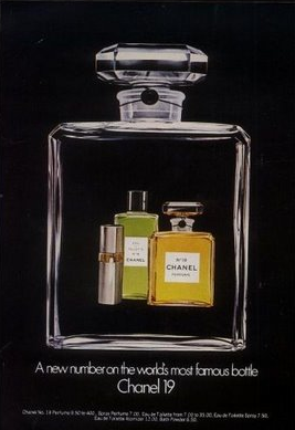 d8ce4ae9 Chanel No. 19 (1971) - Yesterday's Perfume