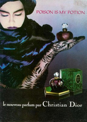 Poison By Christian Dior 1985 Yesterdays Perfume