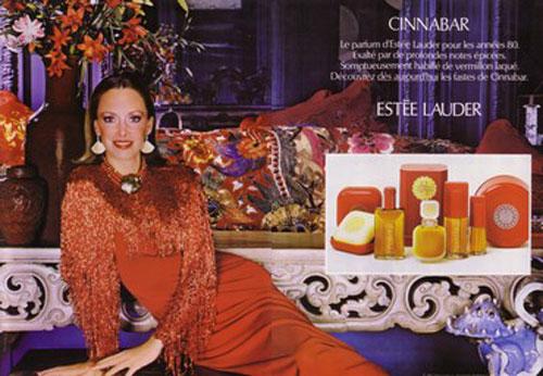 Cinnabar by Estee Lauder (1978)