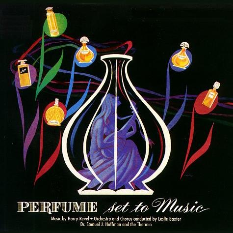 PerfumeSetToMusic