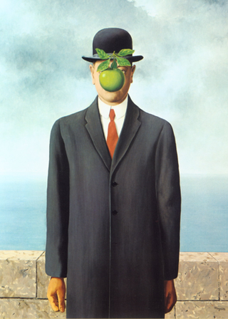MagritteSonofMan