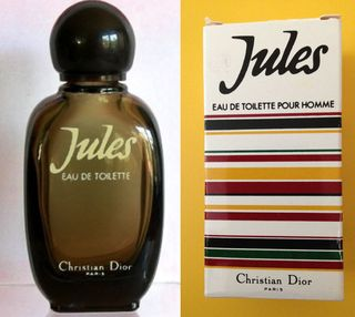 89aa5937 Jules by Christian Dior (1980) - Yesterday's Perfume