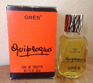 QuiproquoPerfumeGres